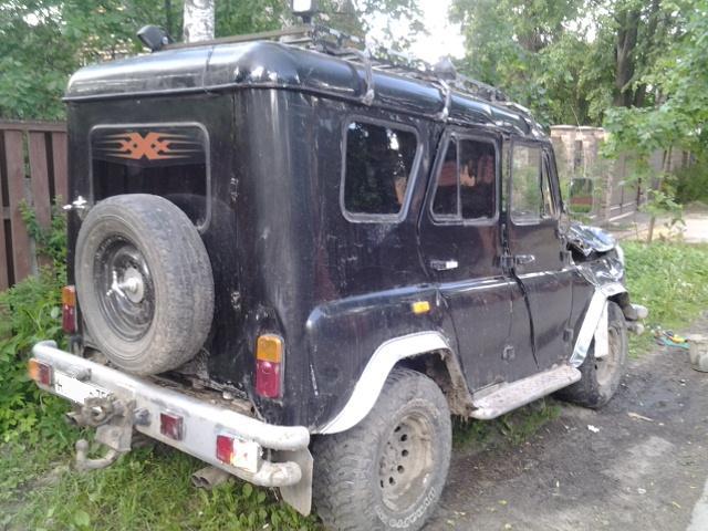 УАЗ 2206 1995