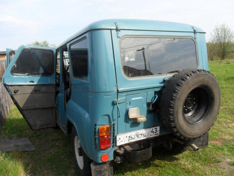 УАЗ 2206 2000