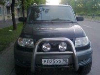 УАЗ Patriot 2008