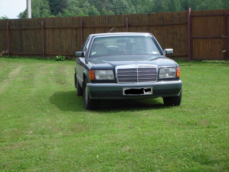 Mercedes-Benz S-class 1987