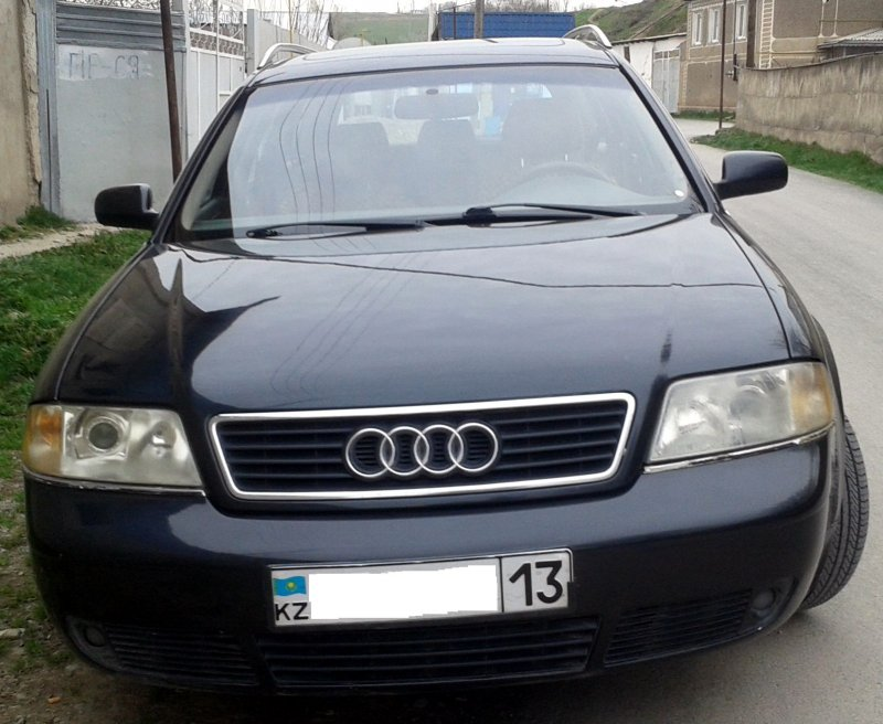 Audi A6 Allroad Quattro 1999