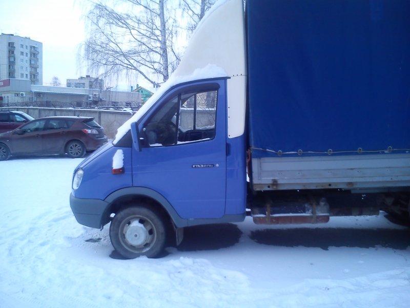 ГАЗ 330202 2007