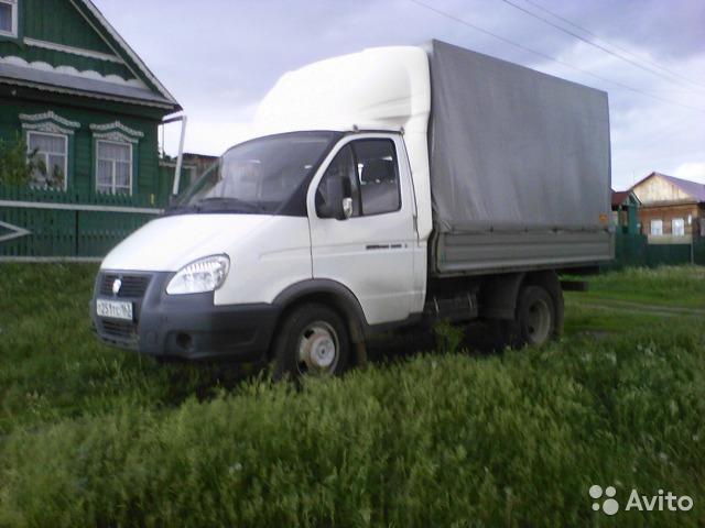 ГАЗ 3302 Газель 2011