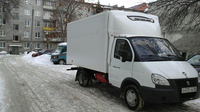 ГАЗ 3302 2013