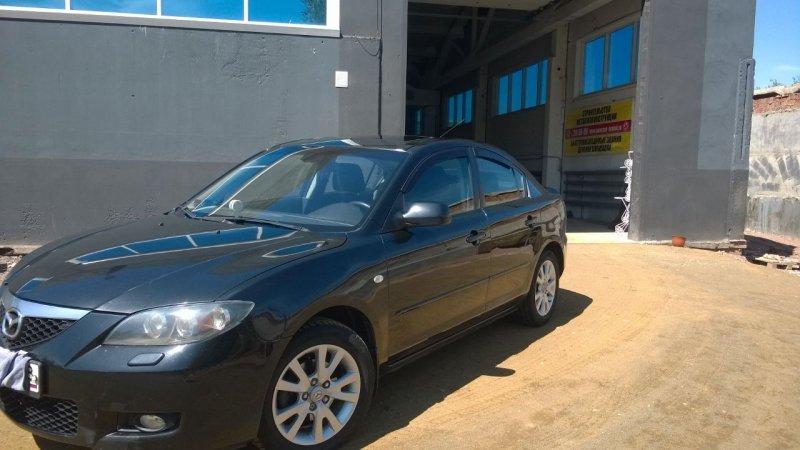 Mazda 3 Series 2007