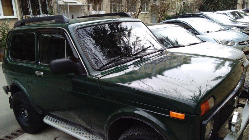 ВАЗ 4x4 1984