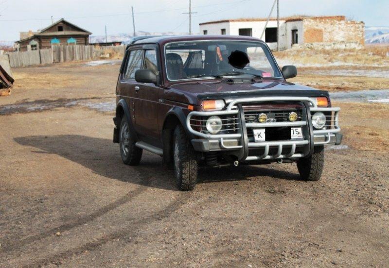 ВАЗ 4x4 2010
