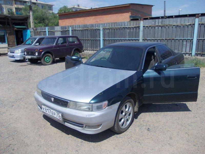 Toyota Chaser 1994