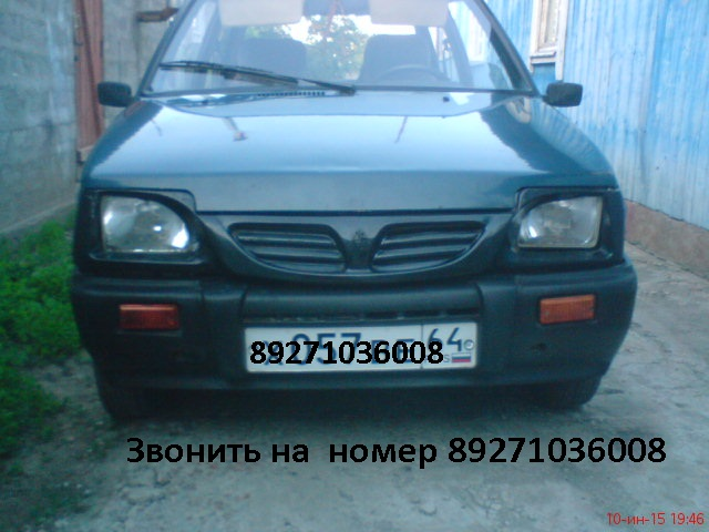 ВАЗ 1111 Ока 1998
