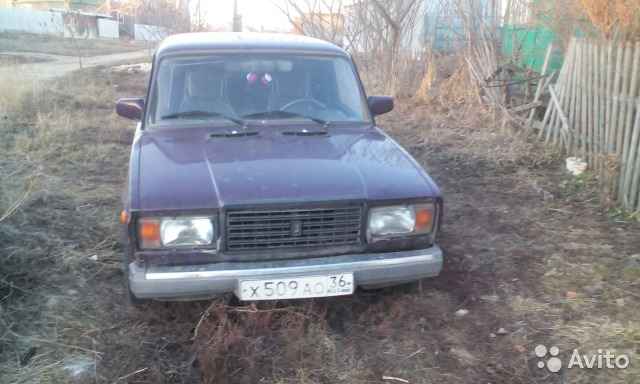 ВАЗ Lada 2107 1999