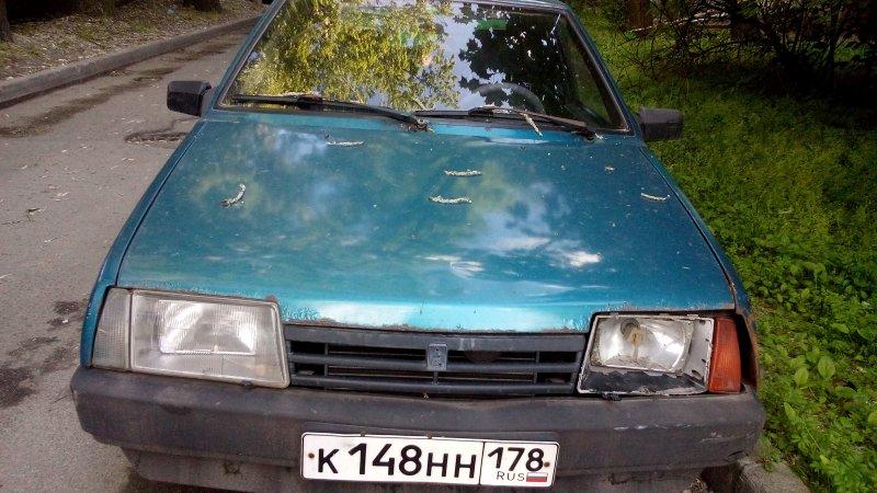 ВАЗ 2109 1999