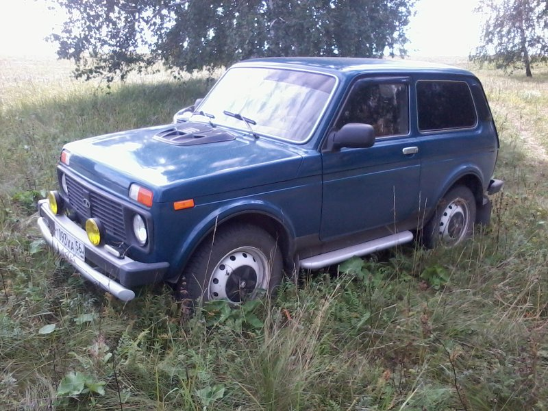 ВАЗ 4x4 2007