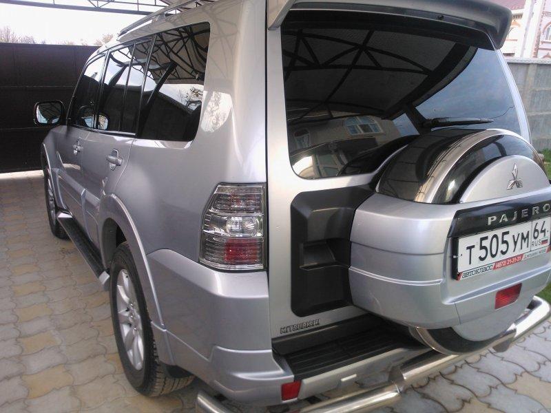 Mitsubishi Pajero IV 2010