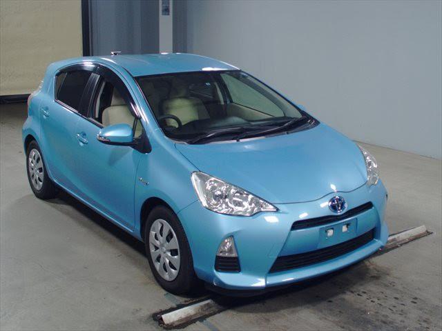 Toyota Avensis Verso 2012