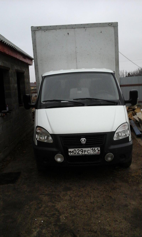 ГАЗ 3221 Газель 2013