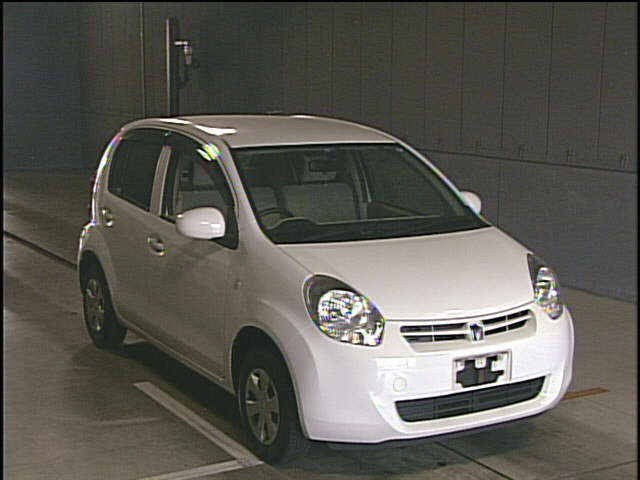 Toyota Paseo 2012