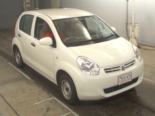 Toyota Paseo 2011