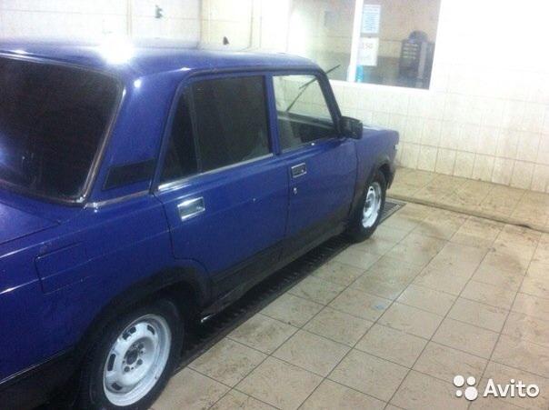 ВАЗ Lada 2107 1998