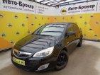 Opel Astra J2012