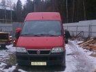 Продаю ,Fiat  Ducato  VAN.23.S.L.H  красный 8+1, грузопассажирский с легкосъемными рядами сидений