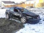 продаю Mazda CX-7 битую на запчасти