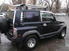 продаю SsangYong Korando 2002 года, бензин