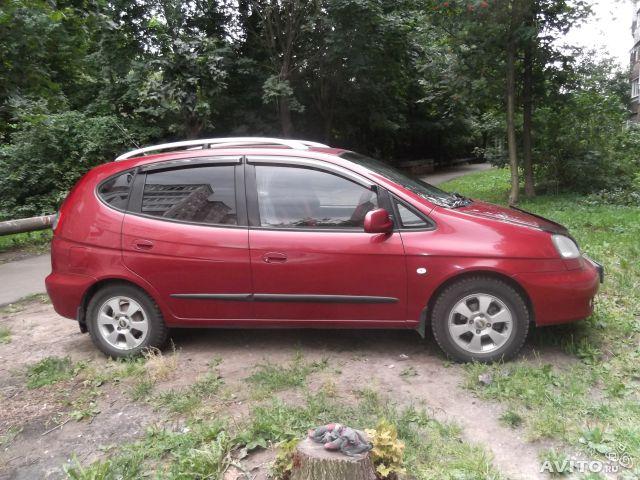 Chevrolet Rezzo 2008