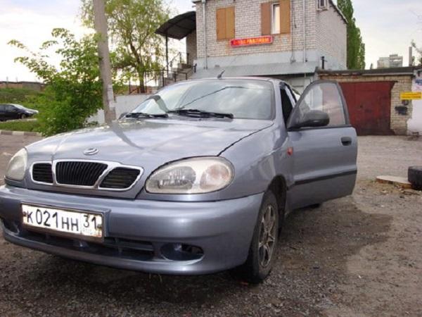 ЗАЗ Sens 2007