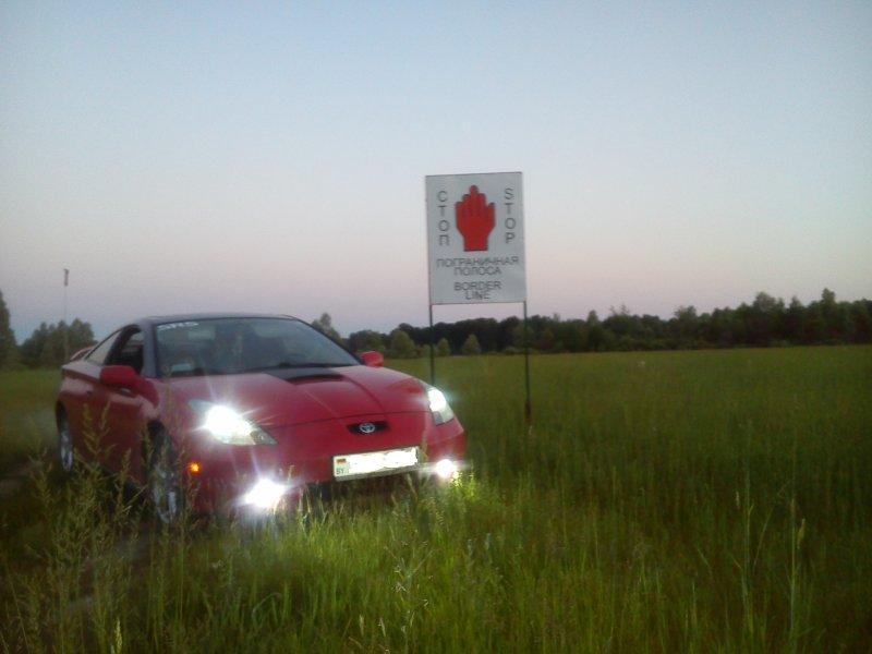 Toyota Celica 2000