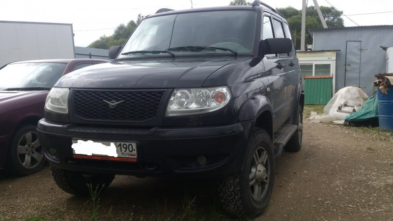 УАЗ 2206 2011