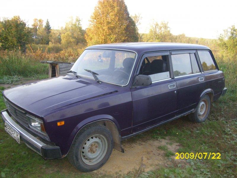 ВАЗ Lada 2107 2002