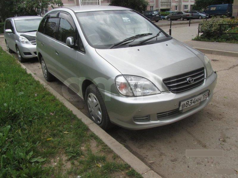 Toyota Nadia 1998