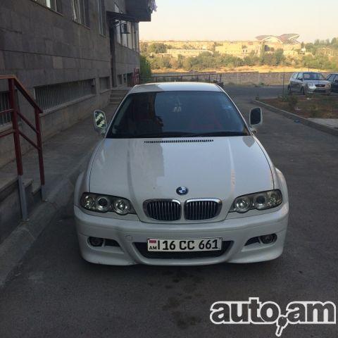 BMW 3-серия 2000