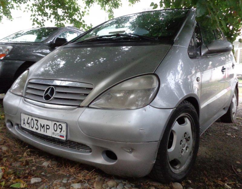 Mercedes-Benz A-Класс 1998