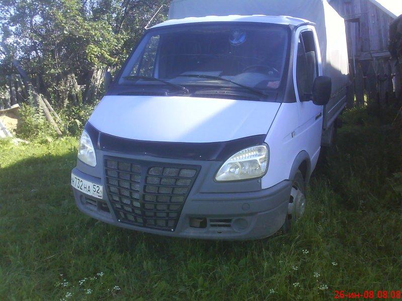 ГАЗ 3302 2003