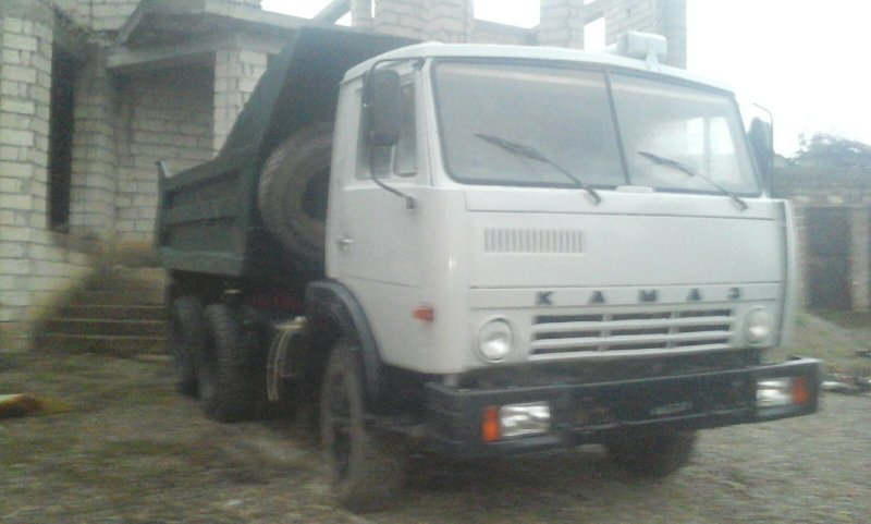 Камаз  1993