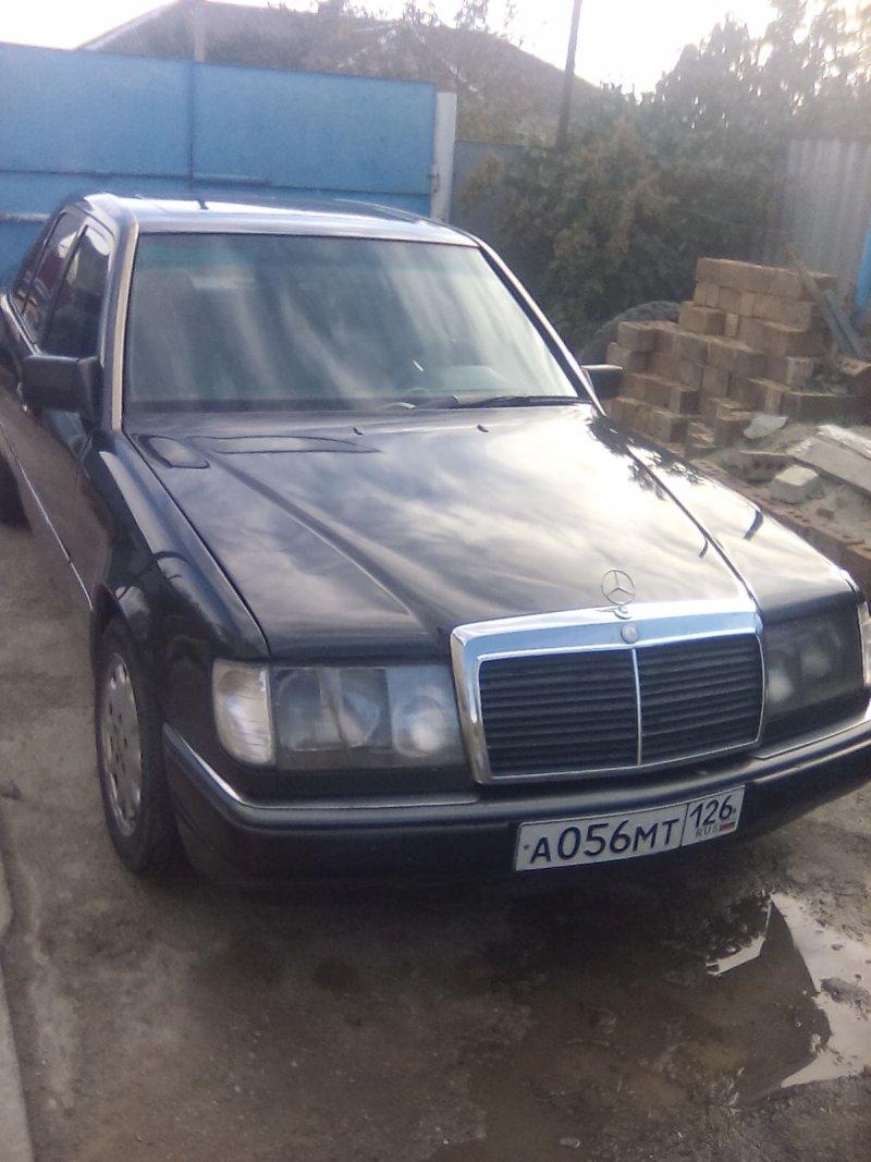 Mercedes-Benz C-Класс 1992