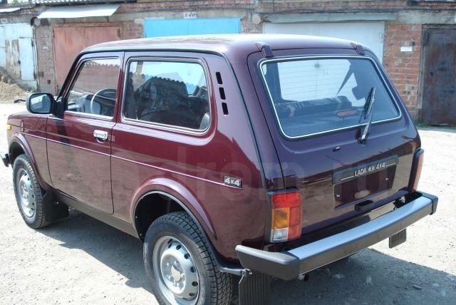 ВАЗ 4x4 2001