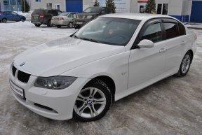 BMW 3 серия 2007