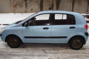 Hyundai Getz II 2005