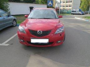Mazda 3 Series 2004