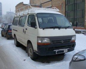 Toyota Hiace 2001