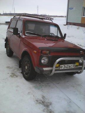 ВАЗ 4x4 1996