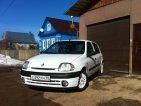 Renault Clio белый хетчбэк