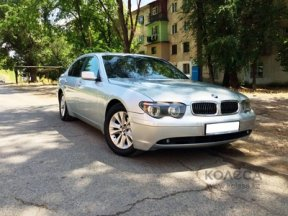 BMW 7 серия 2004