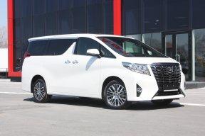 Toyota Alphard 2016