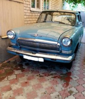 ГАЗ 21 Волга 1967