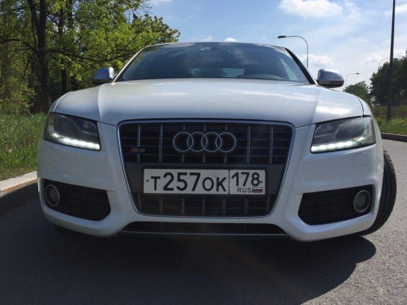 Фотографии Audi S5