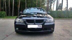 BMW 3-серия 2007
