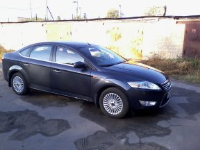 Ford Mondeo ST 2009